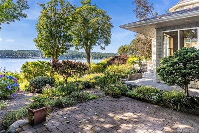 Bainbridge Island Single Family Home For Sale: 15289 Harvey Rd NE