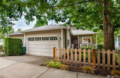 Issaquah Condo/Townhouse For Sale: 860 5th Ave NW