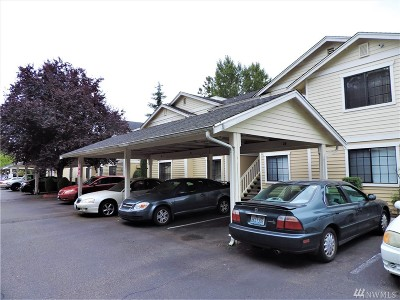 Tacoma WA Condo/Townhouse For Sale: $169,950