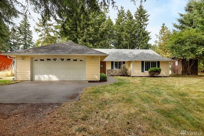 Single Family Home For Sale: 7826 187th Ave SW
