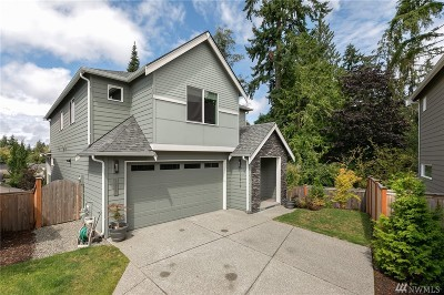 Lynnwood Single Family Home For Sale: 13914 18th Place W