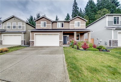 Lacey Single Family Home For Sale: 2304 Olivia St SE