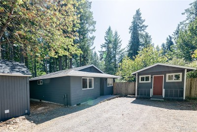 Yelm Single Family Home For Sale: 18321 Lofty Ct SE