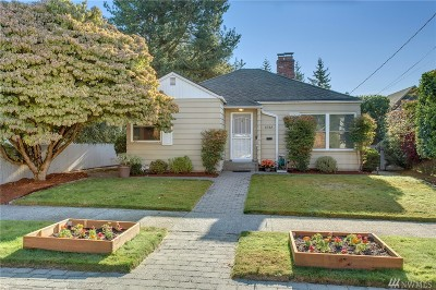 Seattle Single Family Home For Sale: 8332 Dibble Ave NW