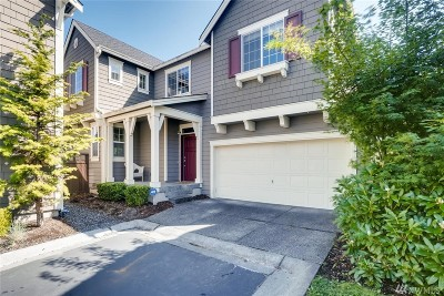 Bothell Condo/Townhouse For Sale: 3614 183rd Lane SE