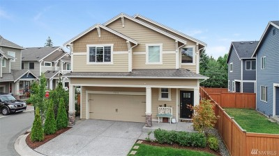 Bothell Single Family Home For Sale: 3232 179th Place SE