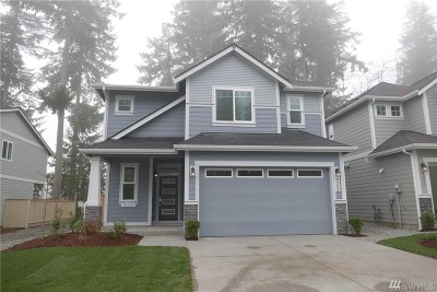 Lacey Single Family Home For Sale: 4263 Dudley Dr NE #Lot51