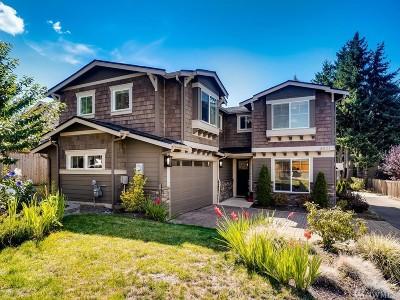 Kirkland Single Family Home For Sale: 8031 124th Ave NE
