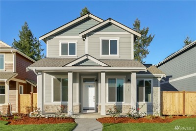 Tumwater Single Family Home For Sale: 3326 63rd Ave SW #Lot17
