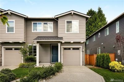 Kirkland Single Family Home For Sale: 13416 NE 102nd St