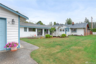 Marysville Single Family Home For Sale: 6611 78th Place NE