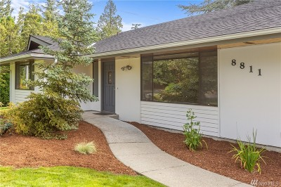 Mukilteo Single Family Home For Sale: 8811 53rd Ave W