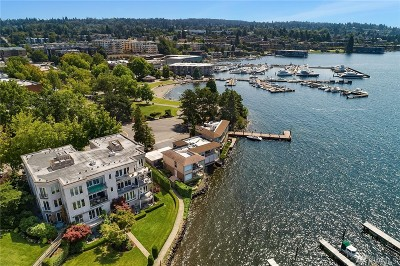 Kirkland Condo/Townhouse For Sale: 111 Lake Ave W #301
