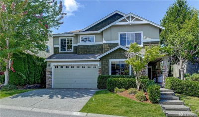 Sammamish Single Family Home For Sale: 913 273rd Place SE