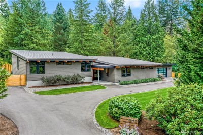 North Bend, Snoqualmie Single Family Home For Sale: 10510 348th Ave SE