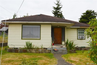 Single Family Home For Sale: 750 Barnhart St