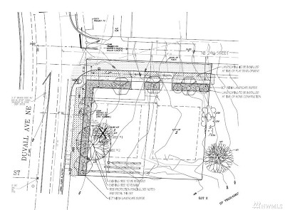 Renton Residential Lots & Land For Sale: 4709 NE 24th St