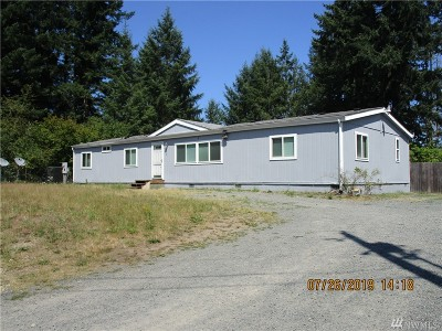 Spanaway Multi Family Home For Sale: 25313 36th Ave E