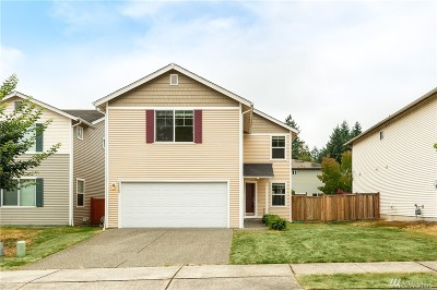 Federal Way Single Family Home For Sale: 33609 39th Ave S
