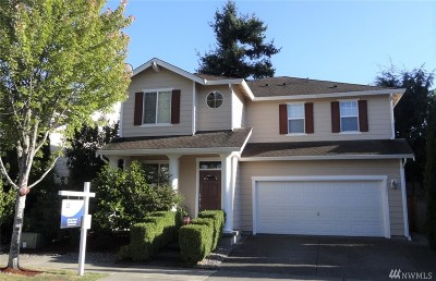 Maple Valley Single Family Home For Sale: 23223 SE 248th St
