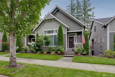 Gig Harbor Single Family Home For Sale: 11509 Portage Place NW