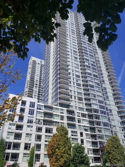 Seattle Condo/Townhouse For Sale: 588 Bell St #701S