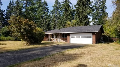 Lacey Single Family Home For Sale: 5009 Forest Glen Dr SE