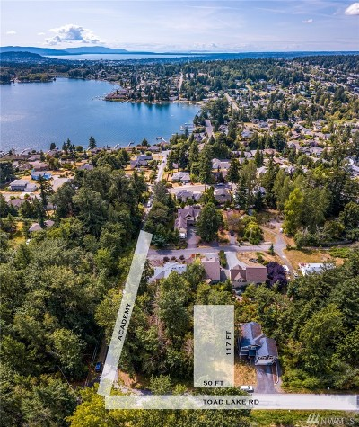 Bellingham Residential Lots & Land For Sale: 2921 Toad Lake Rd