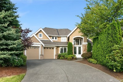 Issaquah Single Family Home For Sale: 1494 26th Ave NE