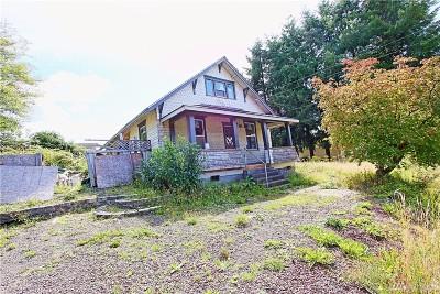 McCleary Single Family Home For Sale: 203 E Cedar St