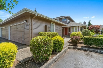Whatcom County Condo/Townhouse For Sale: 4377 Village Dr #B