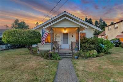 Issaquah Single Family Home For Sale: 220 NE Birch St