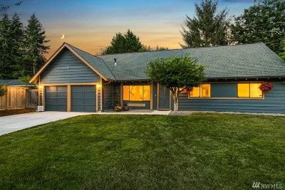 Bellevue Single Family Home For Sale: 1814 172nd Place NE