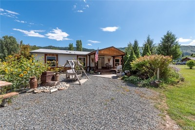Chelan County Single Family Home For Sale: 12689 Prowell St