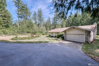 Gig Harbor Single Family Home For Sale: 14018 98th St Ct NW