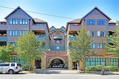 Seattle Condo/Townhouse For Sale: 4123 California Ave SW #404
