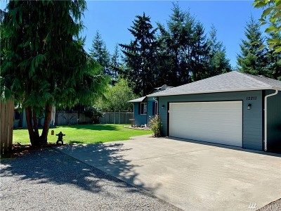 Tenino Single Family Home For Sale: 12211 Bryant St SE