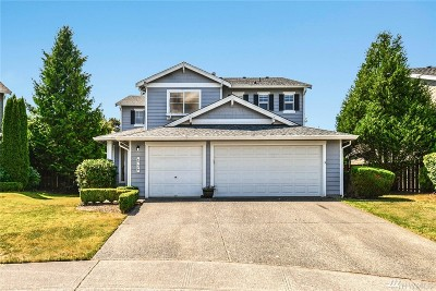Snohomish Single Family Home For Sale: 6726 126th Place SE