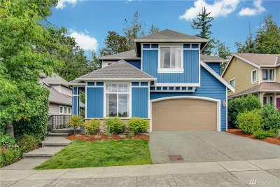 Issaquah Single Family Home For Sale: 2540 Longmire Ct NE