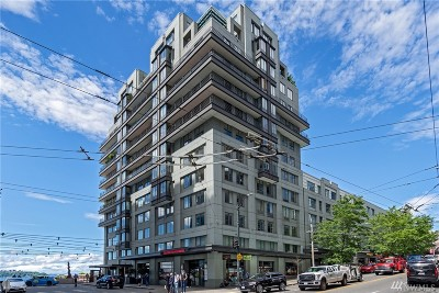 Seattle Condo/Townhouse For Sale: 98 Union St #611