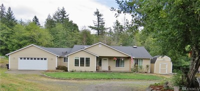Shelton Single Family Home For Sale: 91 E Lizzy Lane