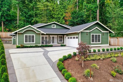Bellevue Single Family Home For Sale: 4020 149th Ave SE