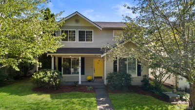 Puyallup Single Family Home For Sale: 8618 132nd St E
