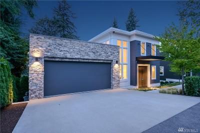 Kirkland Single Family Home For Sale: 11331 NE 94th St