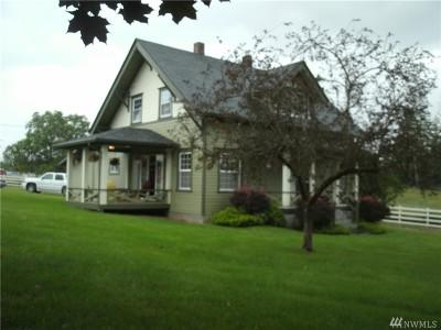 Onalaska Farm For Sale: 1429 Middle Fork Rd