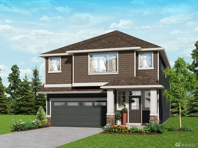 Lake Stevens Single Family Home For Sale: 12721 37th Place NE #BW47
