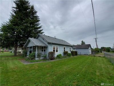 Chehalis Single Family Home For Sale: 1417 SW William Ave