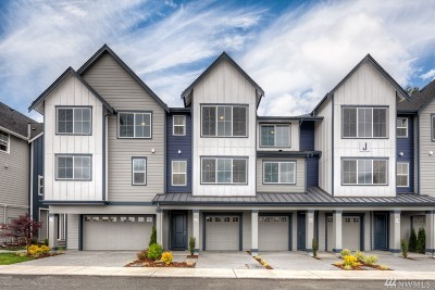 Bothell Single Family Home For Sale: 1621 Seattle Hill Road Bldg K-3 #44