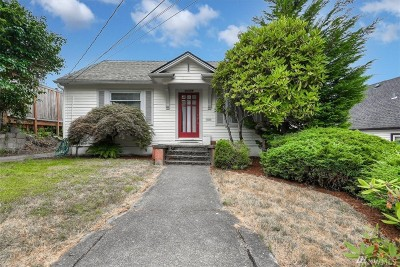 Single Family Home For Sale: 7143 44th Ave SW