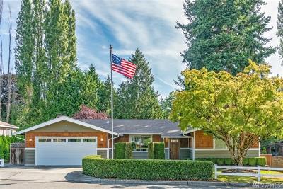 Kirkland Single Family Home For Sale: 14010 102nd Place NE